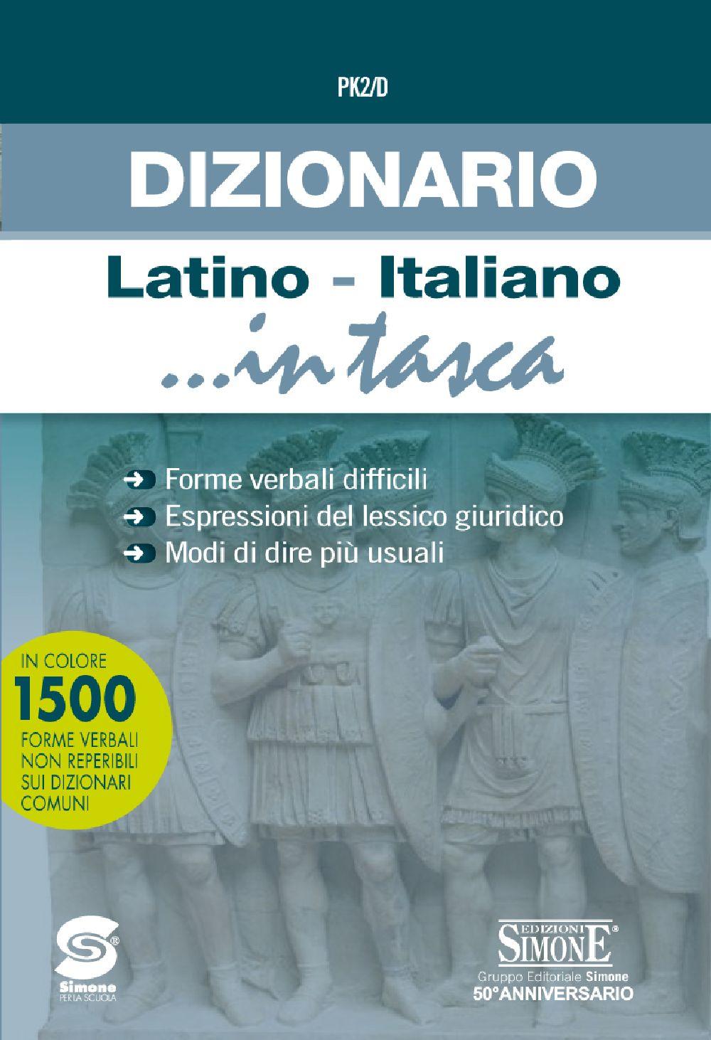 Dizionario Latino - Italiano