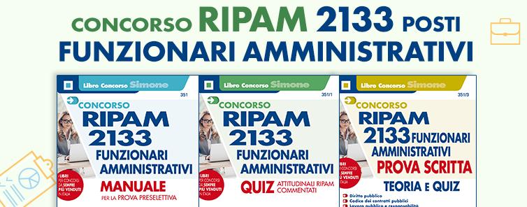 concorso-RIPAM-2133-funzionari-amministrativi-prove-preselettiva-scritta-orale