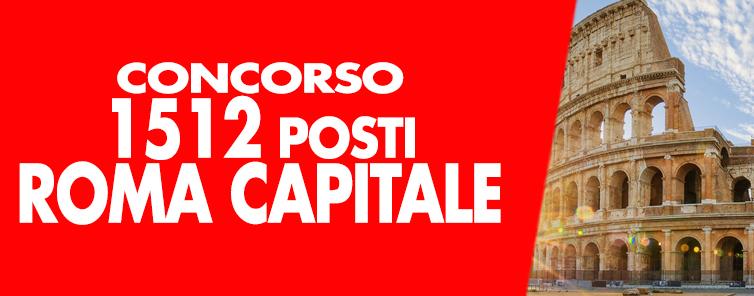 Libri concorso Comune Roma 2020