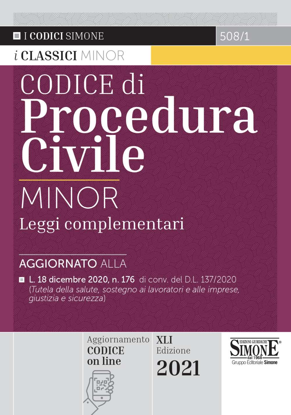 Codice di Procedura Civile Minor