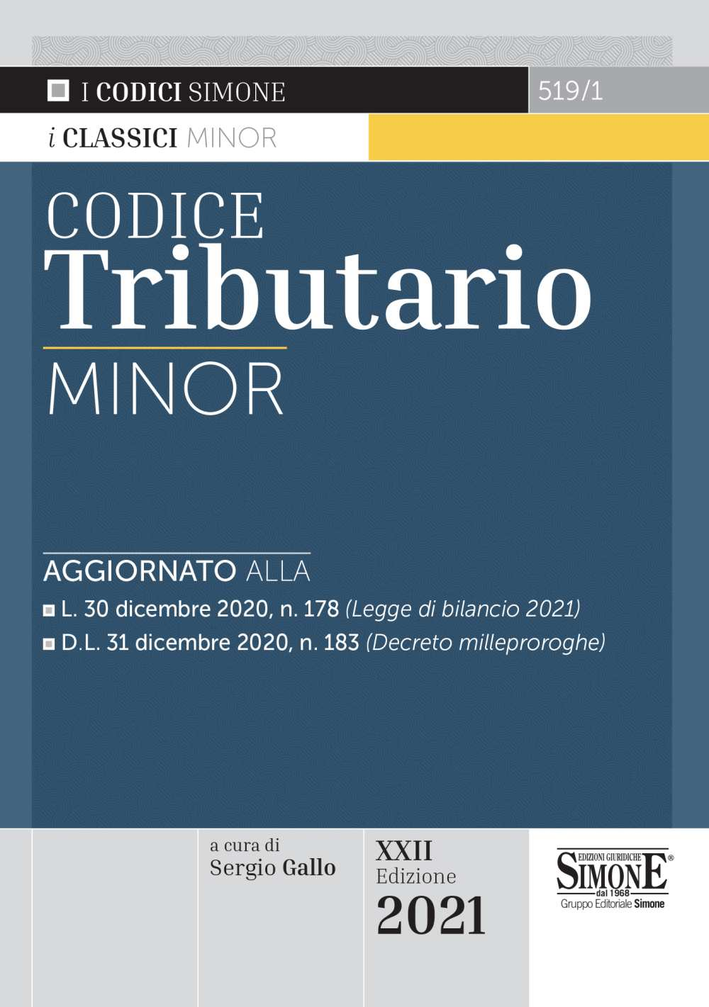 Codice Tributario Minor