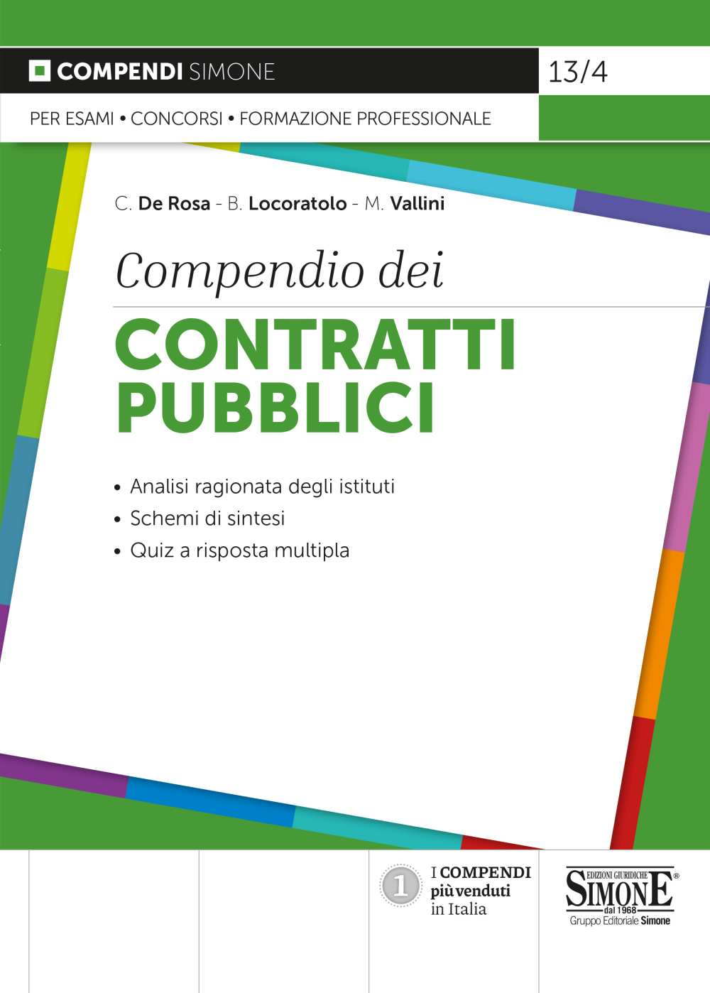 Compendio dei contratti pubblici 2021