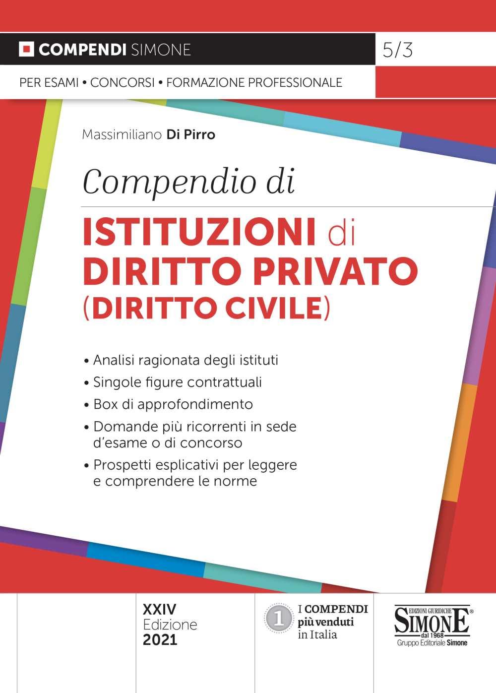 Compendio Diritto Civile