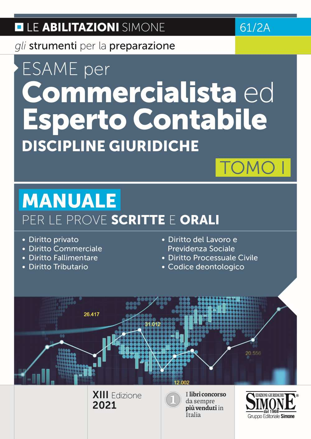 Manuale per Esame Commercialista ed Esperto Contabile