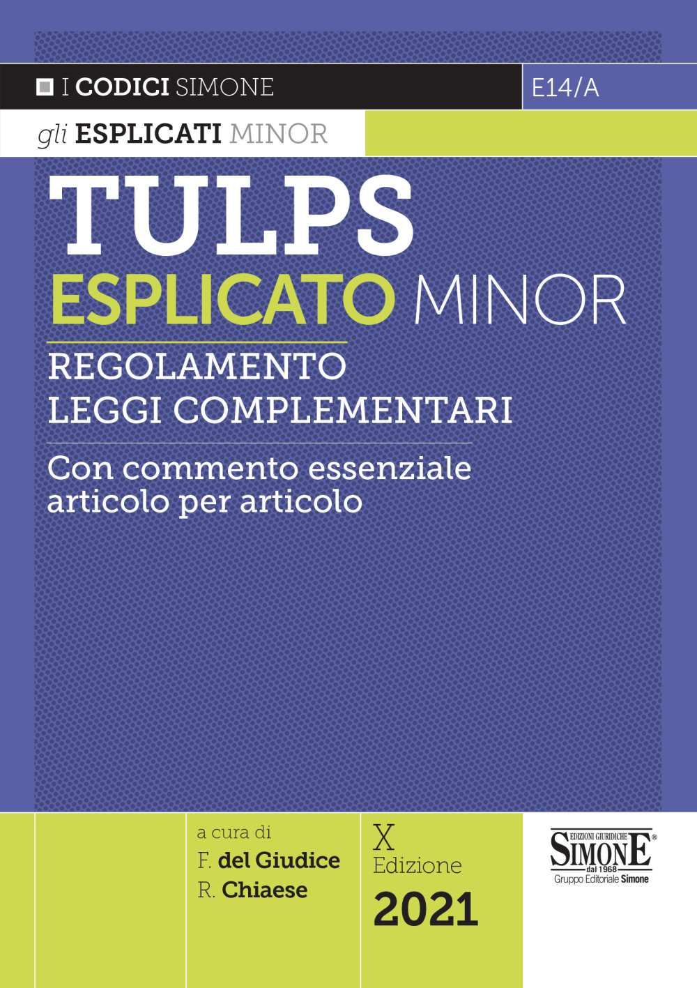 TULPS esplicato Minor