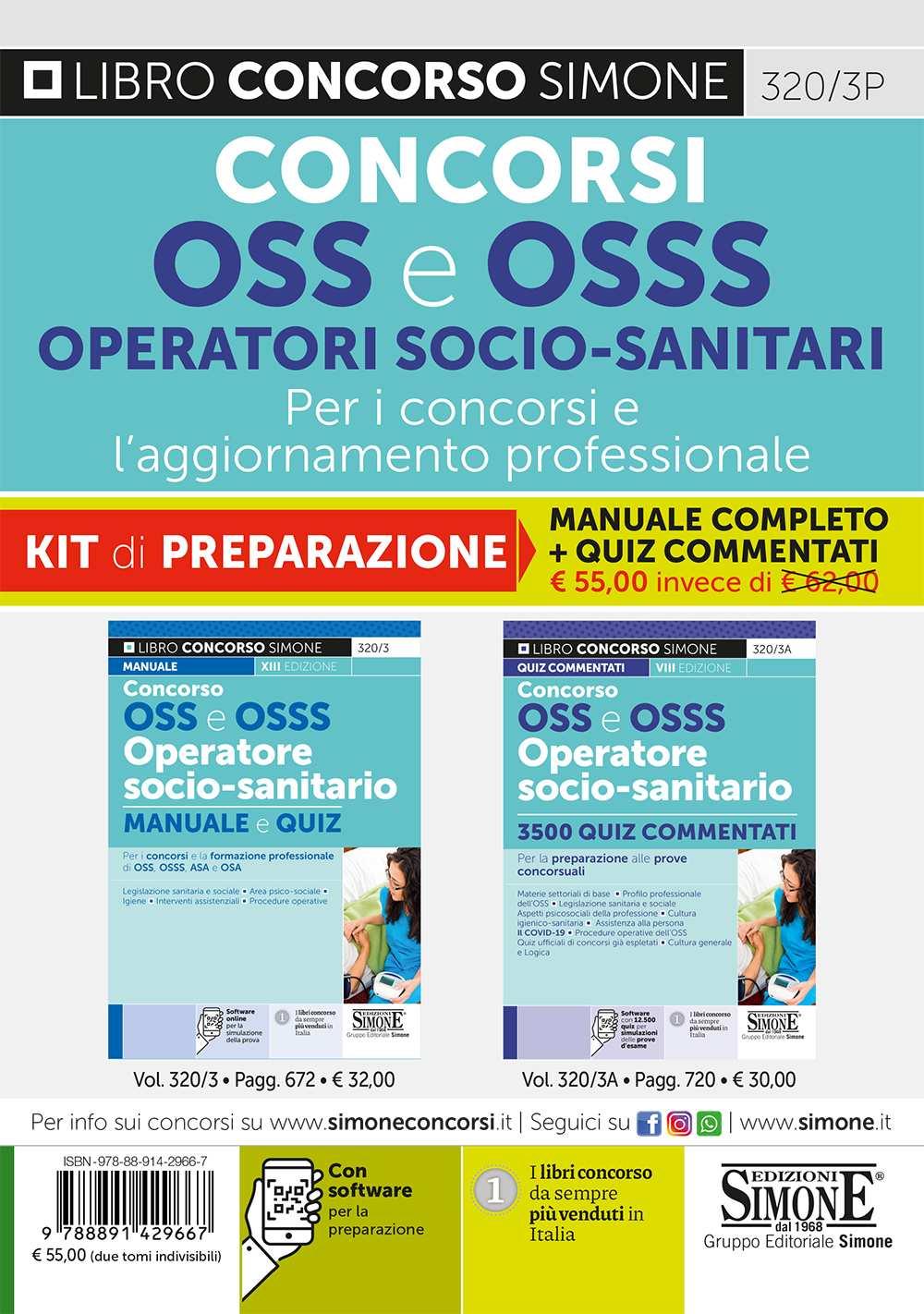 Kit Concorsi OSS