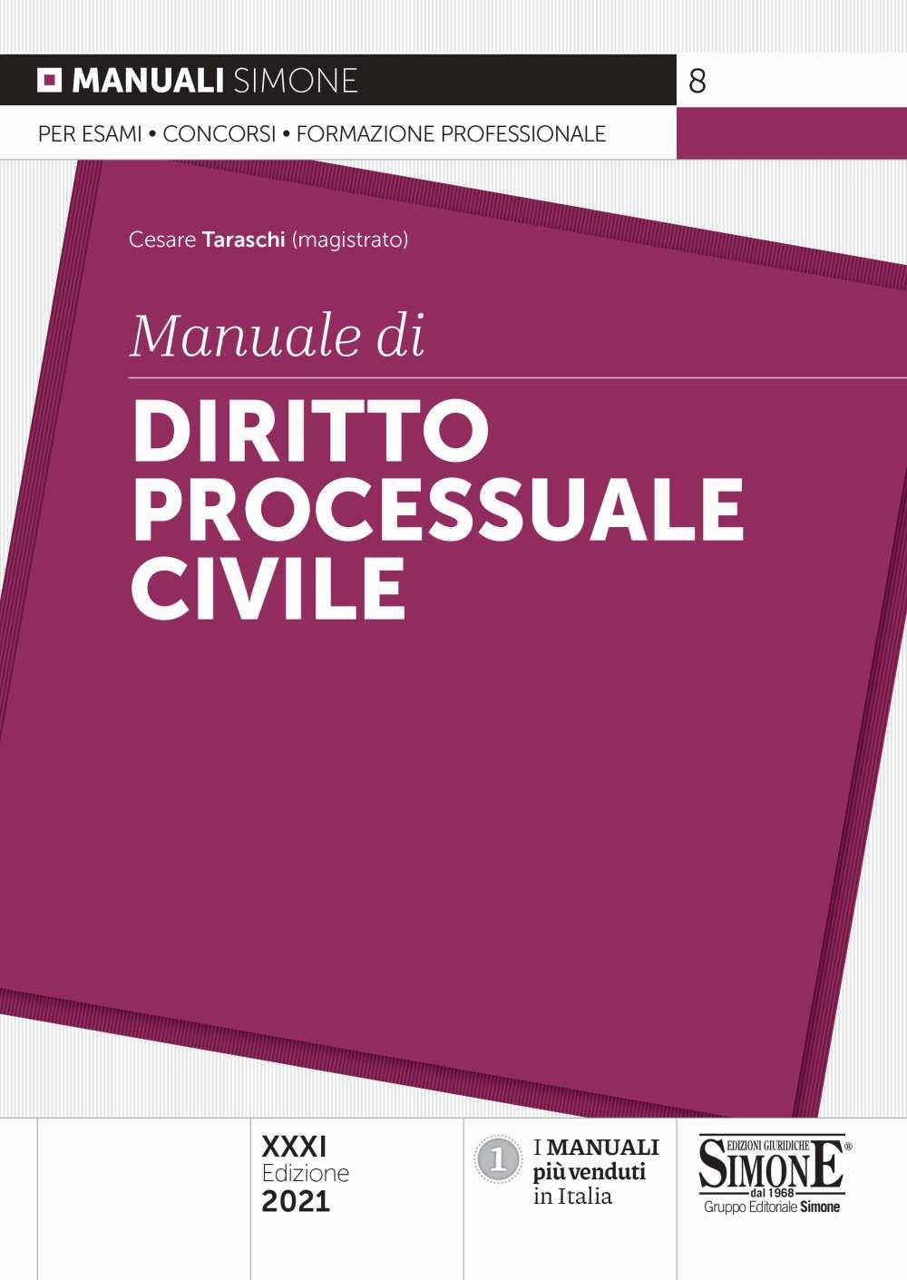 Manuale di Diritto Processuale Civile