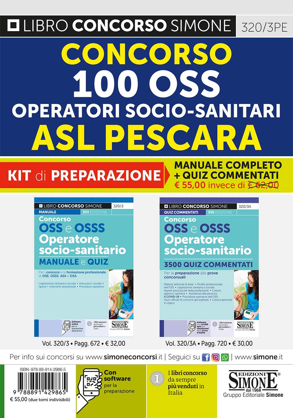 Concorso 100 OSS ASL Pescara