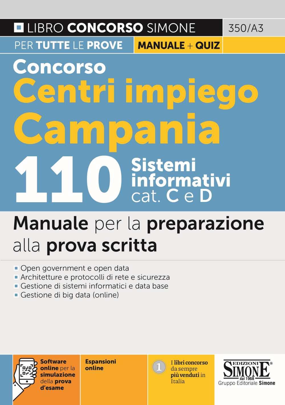 Concorso Centri impiego Campania