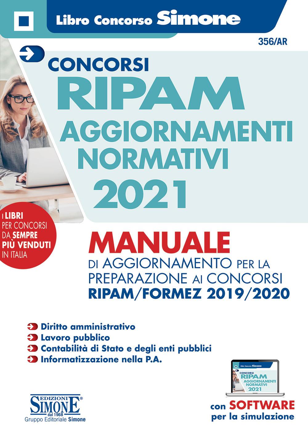 manuale Concorsi Ripam 2021