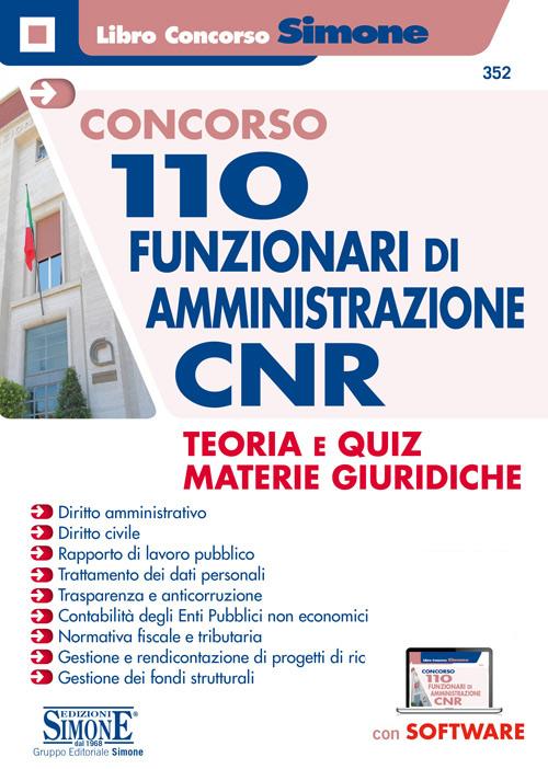Concorso CNR 2021